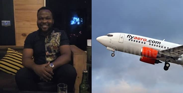Twitter users accuses Nigerian airline of flying them halfway