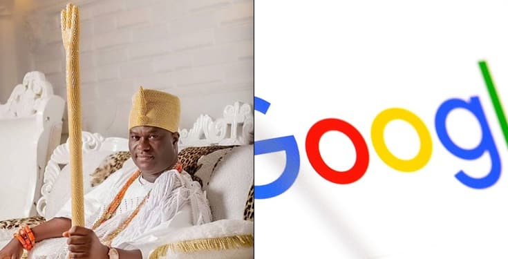 Whenever you search Google, you're consulting Ifa the Oracle – Ooni of Ife