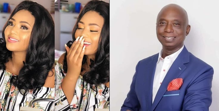 Image result for regina daniels and ned nwoko
