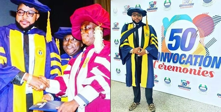 UNILAG denies issuing honorary doctorate degree to E-Money