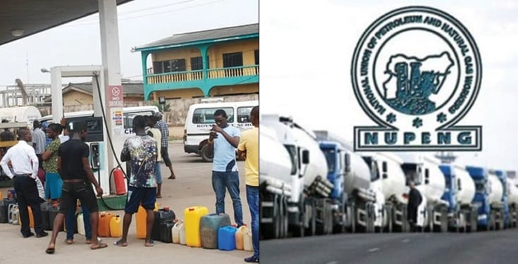 ''Stop panic buying, there Is enough fuel in circulation – NUPENG