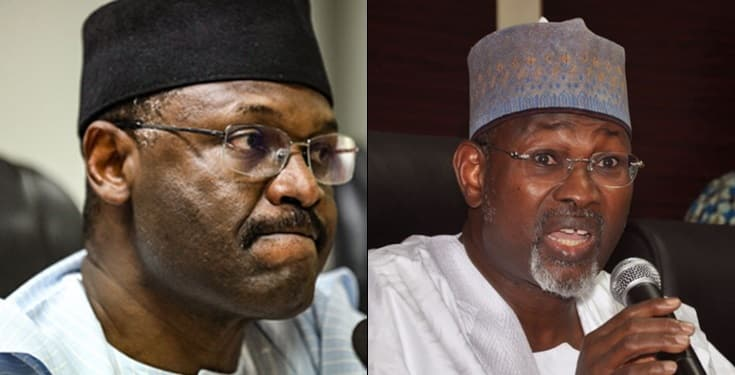 Attahiru Jega alleges fraud in the conduct of 2019 general elections