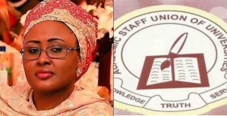 Don't establish a private Buhari University – ASUU tells Aisha Buhari