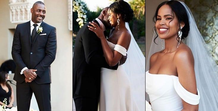 Idris Elba secretly marries Sabrina Dhowre in Morocco