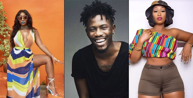 Victoria Kimani looking for free promotion –Ycee