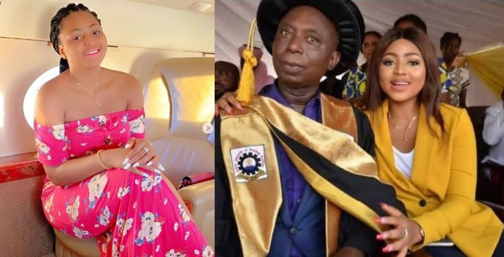 'His other wives not at war with Regina Daniels – Ned Nwoko's image consultant says