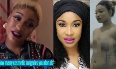 'I plan on having more plastic surgeries' – Tonto Dikeh