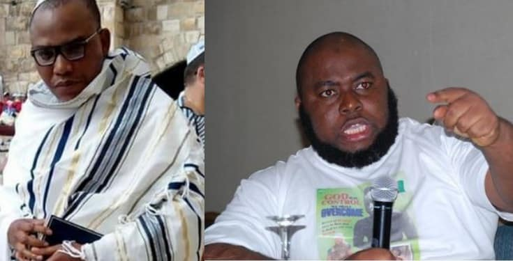 'I will smoke you out', - Asari Dokubo threatens Nnamdi Kanu