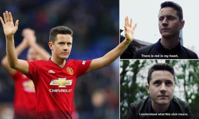 Ander Herrera confirms Manchester United exit