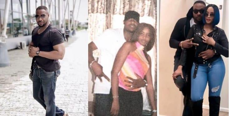 Actor Ninalowo shares throwback photos of him and his wife