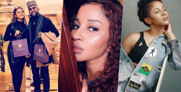 """Nobody Can Pressure Me"" – Adesua Etomi Fires At Womb Watchers"