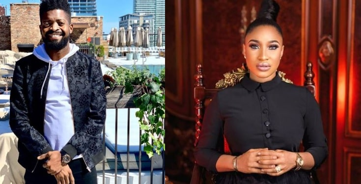 Basketmouth reacts to Tonto Dikeh's latest outburst against ex-husband