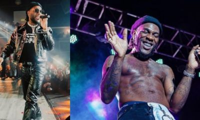 Burna Boy reacts as man calls him an overrated artiste