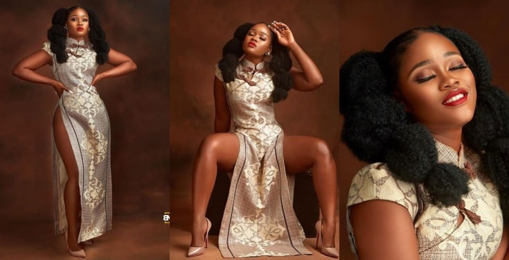 Cee-C dazzles in sultry new photos