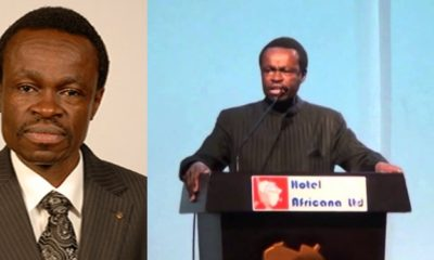 Churches with husband and Wife Pastors are pyramid scheme - Professor PLO Lumumba