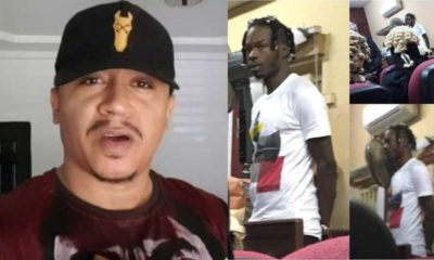 Daddy Freeze finally speaks on Naira Marley's detention in EFCC custody