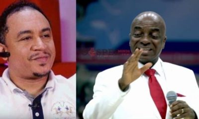 Daddy Freeze reacts to Oyedepo car gift to God