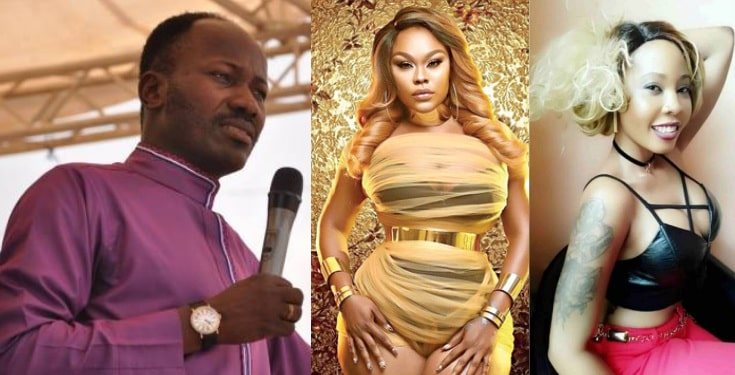 Daniella Okeke calls out Stephanie Otobo over alleged scandal with Apostle Suleiman