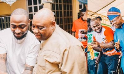 Davido reacts to uncle's defeat at the appeal court