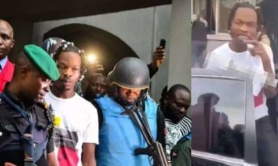 "Breaking! EFCC slams Naira Marley's friends for ""faking"" his release"