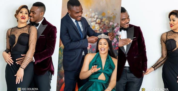Emenike and wife unfollow each other on Instagram