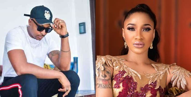 I Will Sue You And Demand Your Butt X-ray- Tonto Dikeh Further warns IK Ogbonna