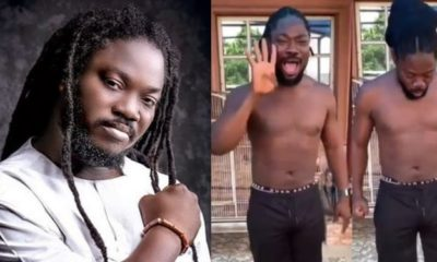 I am not a 4 seconds man, I am a 4-hours man- Daddy Showkey brags