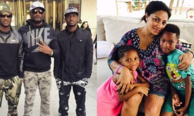 """I choose my wife and kids over my brothers'' - Peter Okoye"
