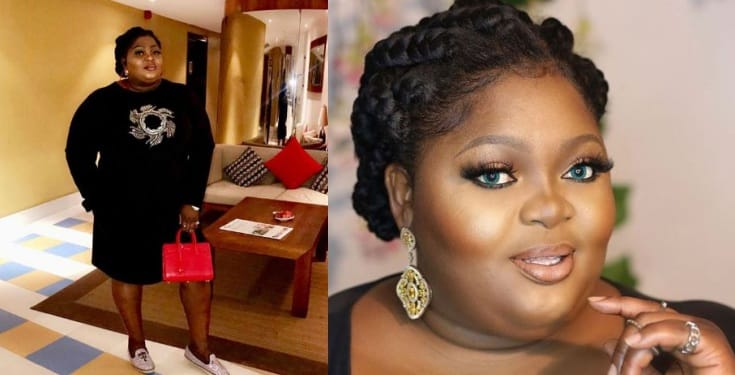 I need to fornicate aggressively because I'm stressed – Eniola Badmus