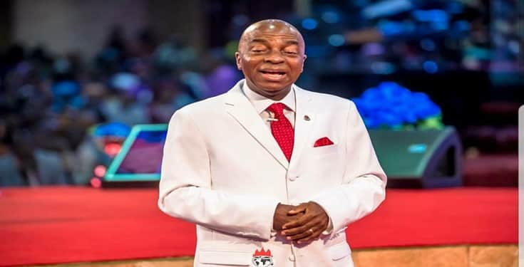 I now cart my tithe to God in trailer loads – Bishop Oyedepo