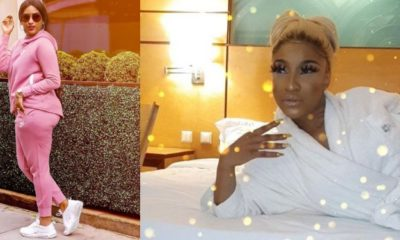 Juliet Ibrahim hits back at Tonto Dikeh for putting her in the list of beggers