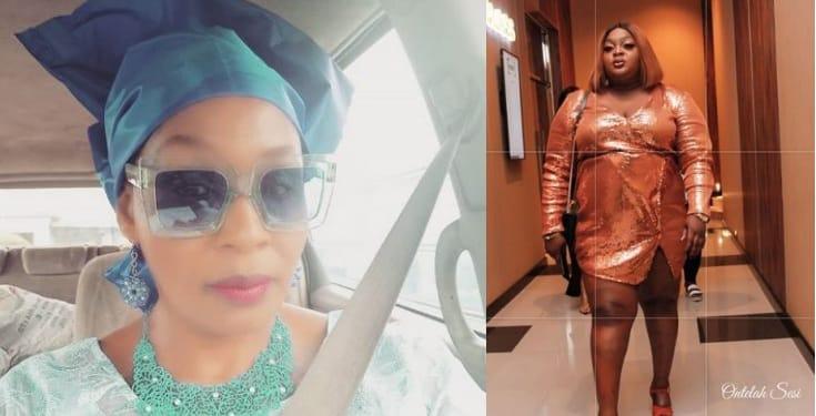 Kemi Olunloyo apologises for fat-shaming actress Eniola Badmus