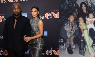 Kim Kardashian and Kanye West welcome 4th child