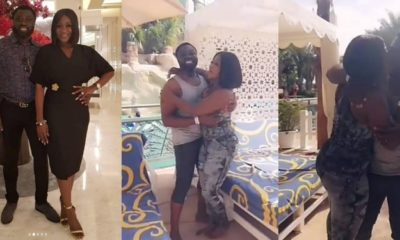 Mercy Johnson celebrates husband on his birthday (Video)