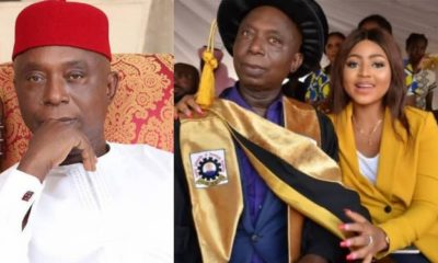 Ned Nwoko's wives protest against his planned exotic wedding