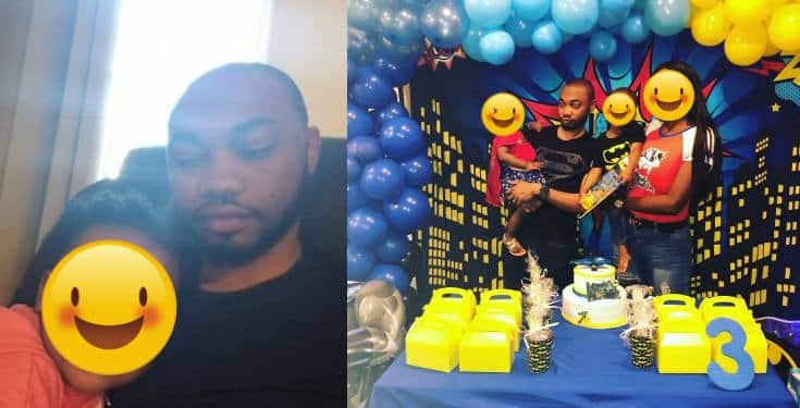 Nigerian man reveals he seeks his wife's permission before going out