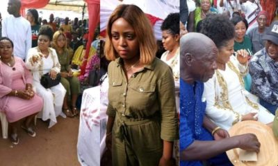 Photos from Regina Daniel's traditional wedding to billionaire businessman, Ned Nwoko