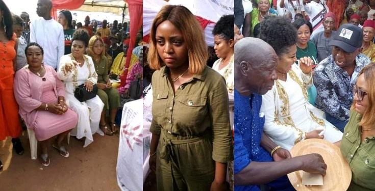 Photos from Regina Daniel's traditional wedding to billionaire businessman, Ned Nwoko