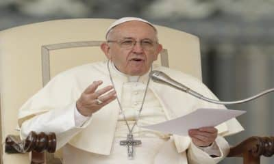 "Pope Francis says abortion is never OK, equates it to ""hiring a hitman"""