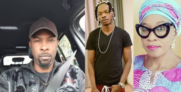 Ruggedman reacts as Kemi Olunloyo accuses him of snitching on Naira Marley
