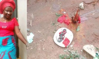 Shocking! Woman dies minutes after giving birth