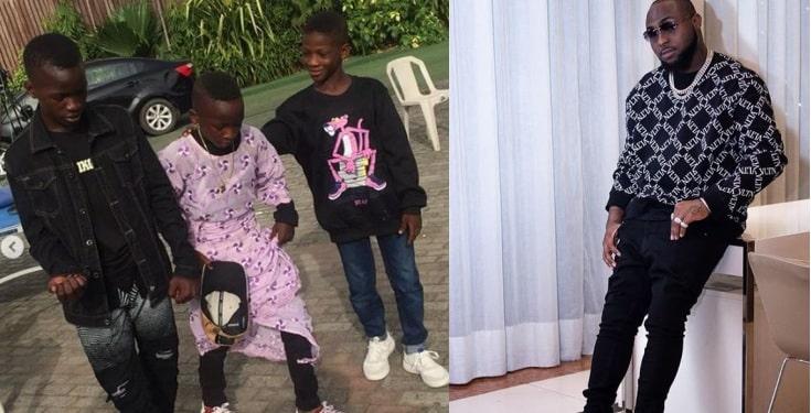 Singer, Davido unfollows Ikorodu Bois on Instagram