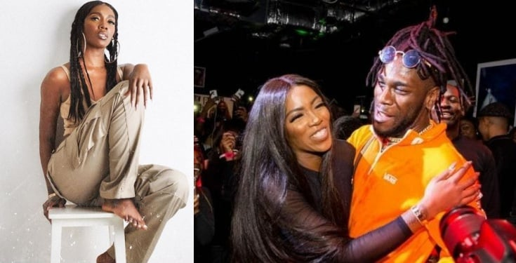 International Deals: Tiwa Savage says Burna Boy is 1000% correct warns other artistes