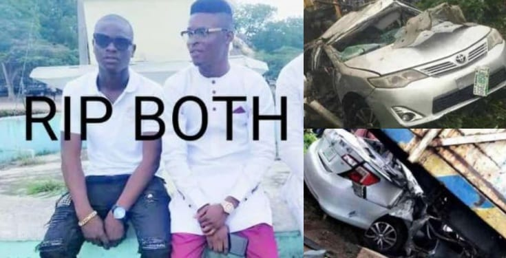 Two LAUTECH  Students Die In Auto Crash On Their Way To School