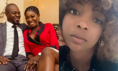 Yvonne Jegede's ex-hubby, Abounce sparks dating rumours with Bimbo Akintola
