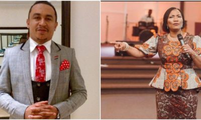 Daddy Freeze, Funke Adejumo