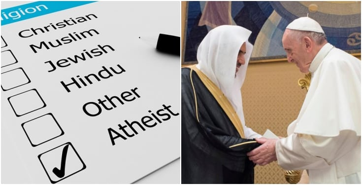 Atheism is better than being a Christian or Muslim in Nigeria– Man says