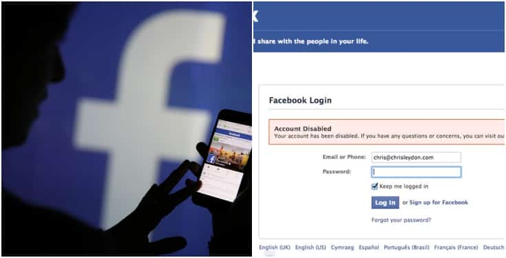"Facebook disables billions of ""likely fake"" accounts"