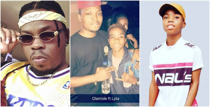 New act, Lyta leaves Olamide's record Label; Olamide unfollows him