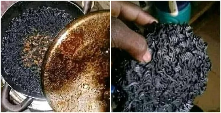 Man Laments After Girlfriend Burnt Noodles Because Of Zeeworld